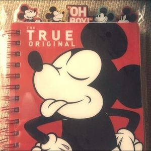 NEW Mickey Mouse 90th anniversary journal